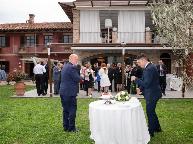 Il matrimonio di Nico e Patrizia a Guarene, Cuneo 9