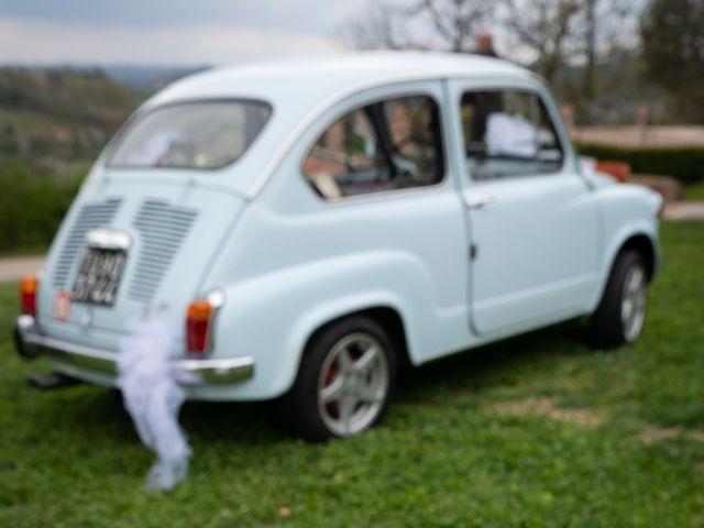 Il matrimonio di Nico e Patrizia a Guarene, Cuneo 11