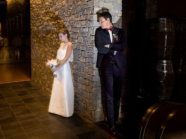 Le nozze di Gloria e Carlo