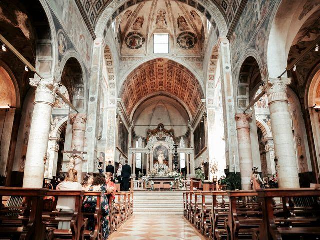 Il matrimonio di Andrea e Anna a Grezzana, Verona 14
