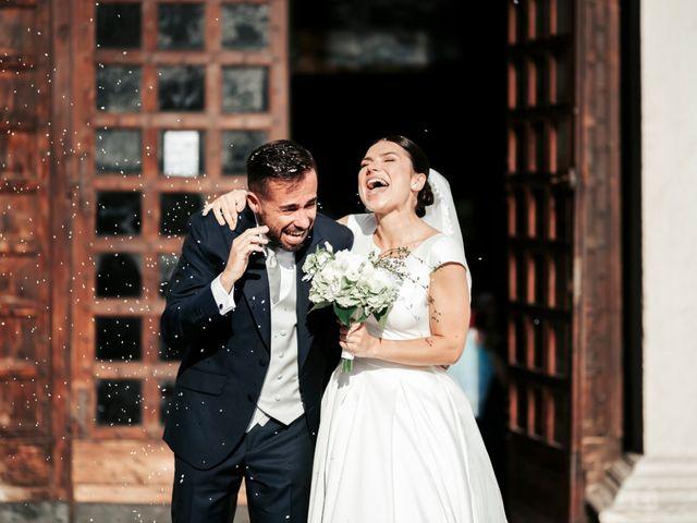 Il matrimonio di Andrea e Anna a Grezzana, Verona 19