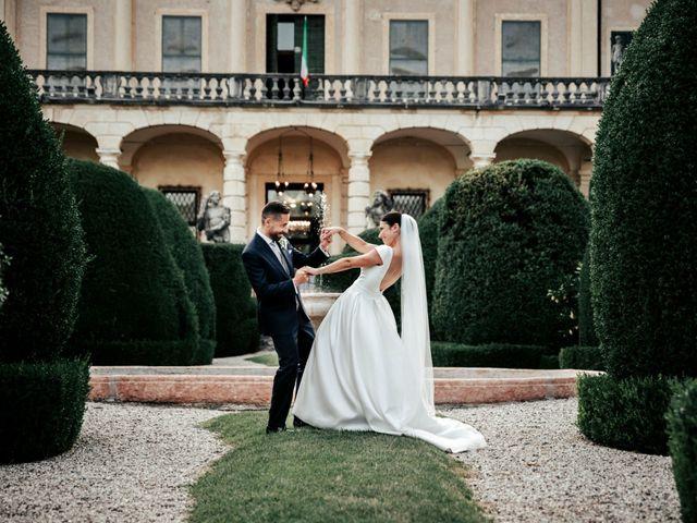 Il matrimonio di Andrea e Anna a Grezzana, Verona 21