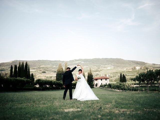 Il matrimonio di Andrea e Anna a Grezzana, Verona 24