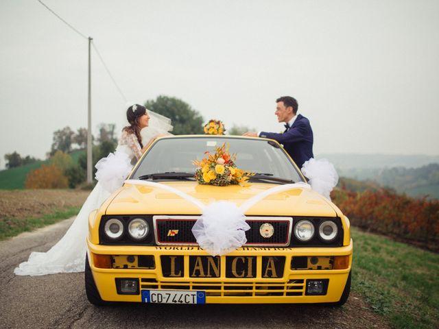 Il matrimonio di Giuliano e Lisa a Modena, Modena 13