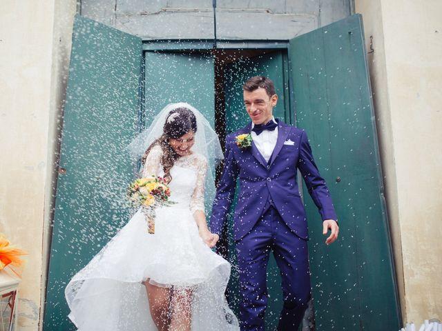 Il matrimonio di Giuliano e Lisa a Modena, Modena 14