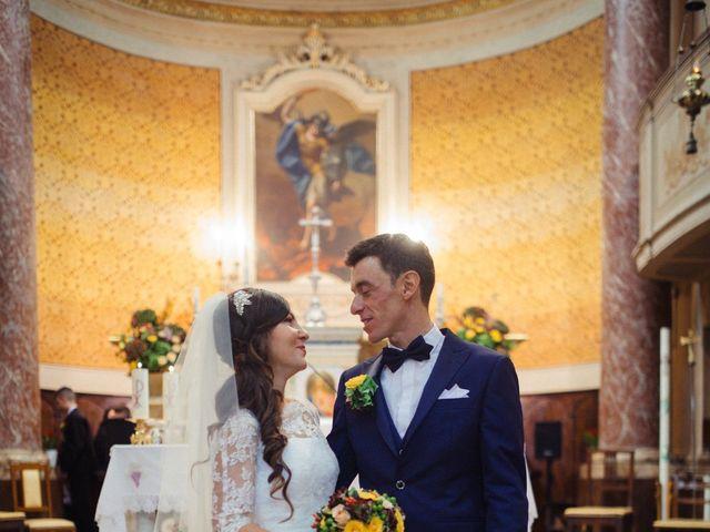 Il matrimonio di Giuliano e Lisa a Modena, Modena 15