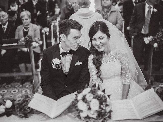 Il matrimonio di Giuliano e Lisa a Modena, Modena 16