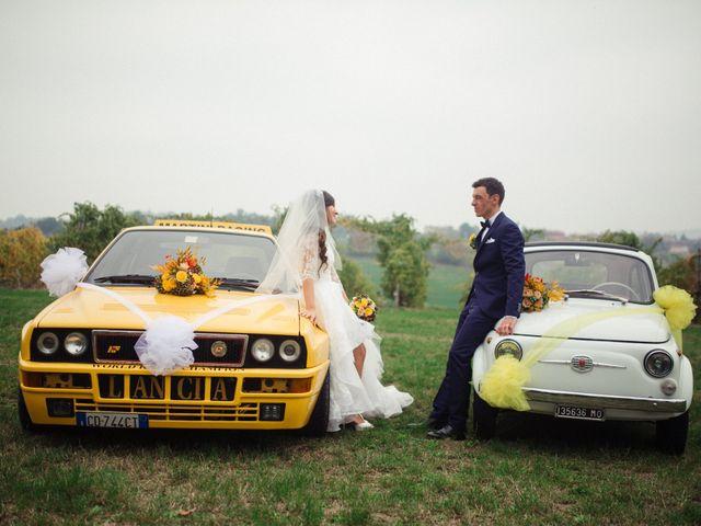 Il matrimonio di Giuliano e Lisa a Modena, Modena 30