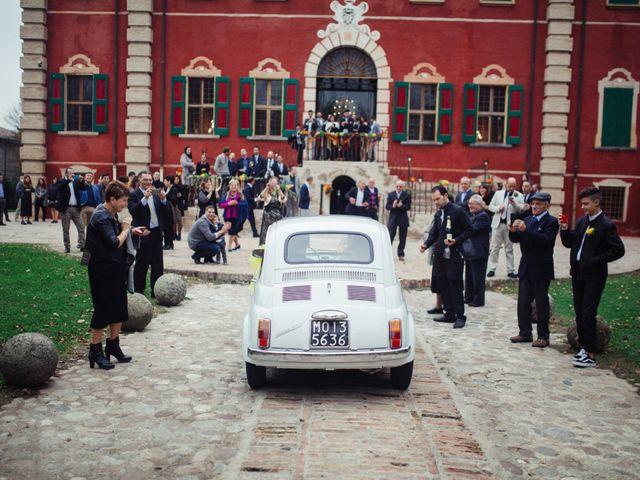 Il matrimonio di Giuliano e Lisa a Modena, Modena 37