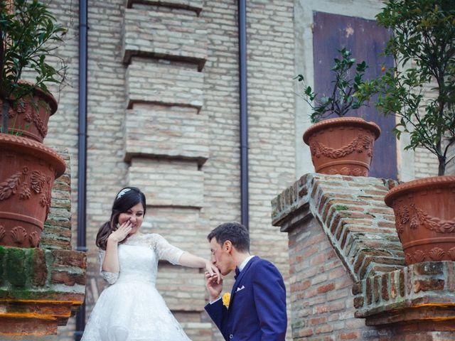 Il matrimonio di Giuliano e Lisa a Modena, Modena 53