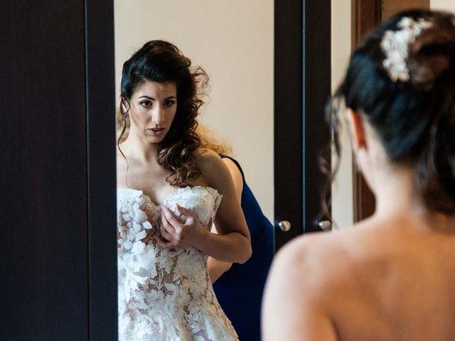 Il matrimonio di Jasmine e Antonio a Desio, Monza e Brianza 21