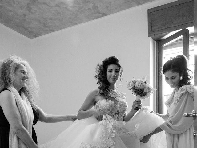 Il matrimonio di Jasmine e Antonio a Desio, Monza e Brianza 23