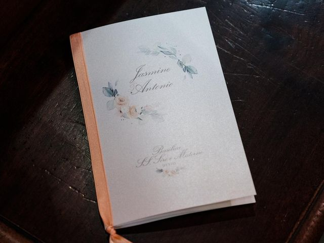 Il matrimonio di Jasmine e Antonio a Desio, Monza e Brianza 27
