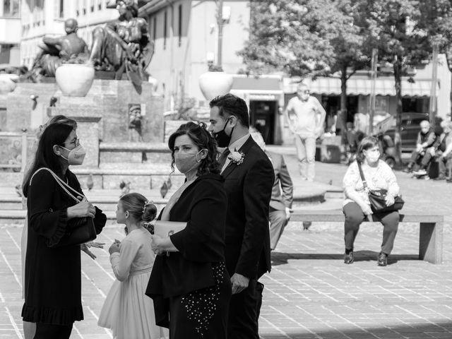 Il matrimonio di Jasmine e Antonio a Desio, Monza e Brianza 29