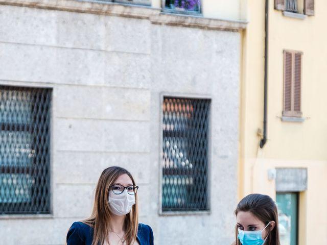 Il matrimonio di Jasmine e Antonio a Desio, Monza e Brianza 30
