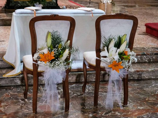 Il matrimonio di Jasmine e Antonio a Desio, Monza e Brianza 31