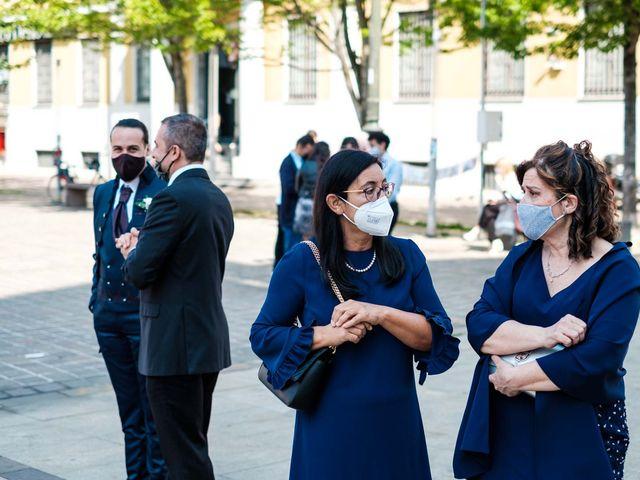 Il matrimonio di Jasmine e Antonio a Desio, Monza e Brianza 34