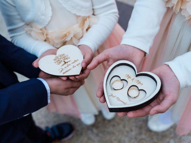 Il matrimonio di Jasmine e Antonio a Desio, Monza e Brianza 36