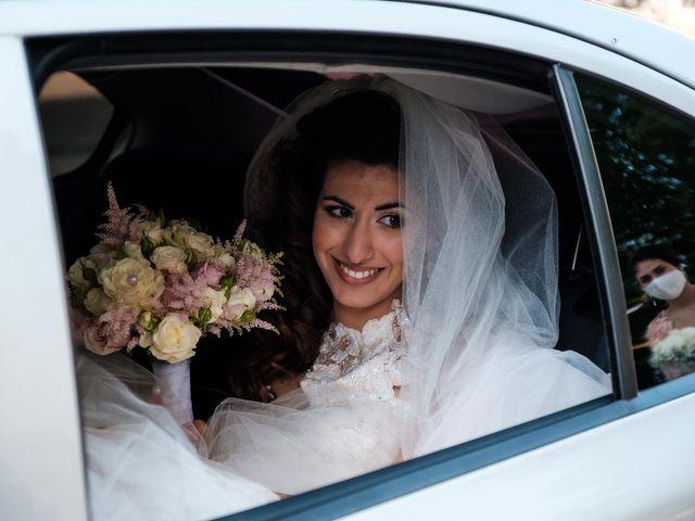 Il matrimonio di Jasmine e Antonio a Desio, Monza e Brianza 38