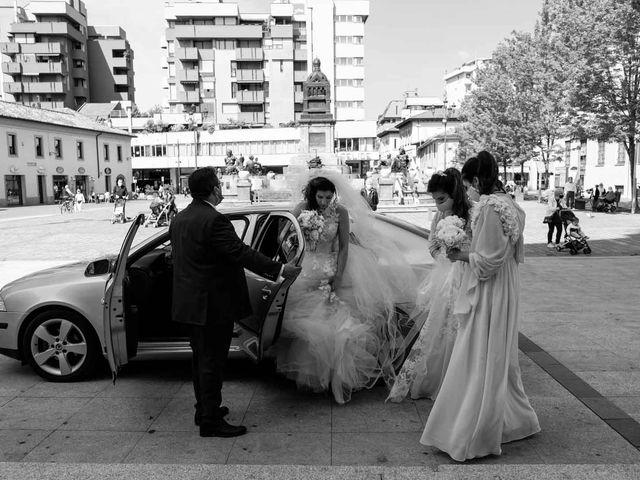 Il matrimonio di Jasmine e Antonio a Desio, Monza e Brianza 39