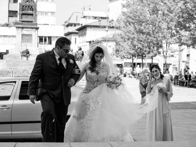 Il matrimonio di Jasmine e Antonio a Desio, Monza e Brianza 40