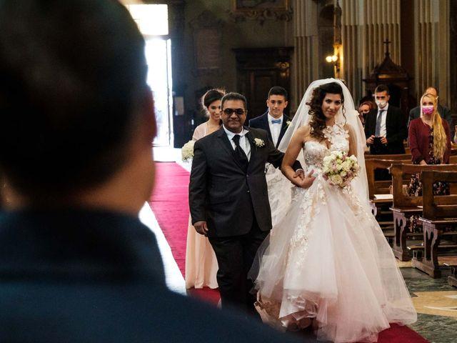 Il matrimonio di Jasmine e Antonio a Desio, Monza e Brianza 43