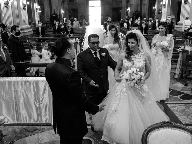 Il matrimonio di Jasmine e Antonio a Desio, Monza e Brianza 44