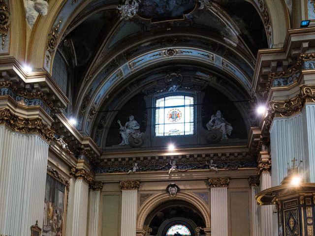 Il matrimonio di Jasmine e Antonio a Desio, Monza e Brianza 48