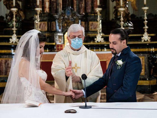 Il matrimonio di Jasmine e Antonio a Desio, Monza e Brianza 53