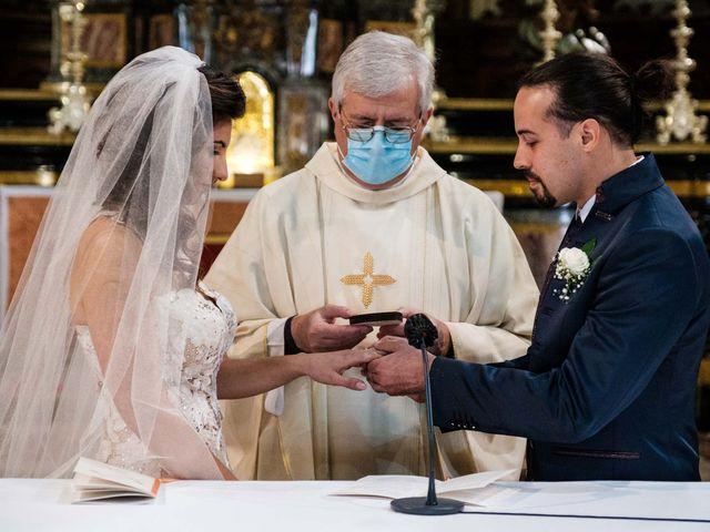Il matrimonio di Jasmine e Antonio a Desio, Monza e Brianza 54