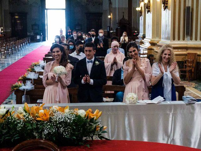 Il matrimonio di Jasmine e Antonio a Desio, Monza e Brianza 56