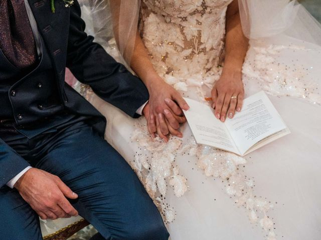 Il matrimonio di Jasmine e Antonio a Desio, Monza e Brianza 58