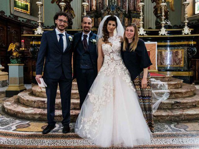 Il matrimonio di Jasmine e Antonio a Desio, Monza e Brianza 70
