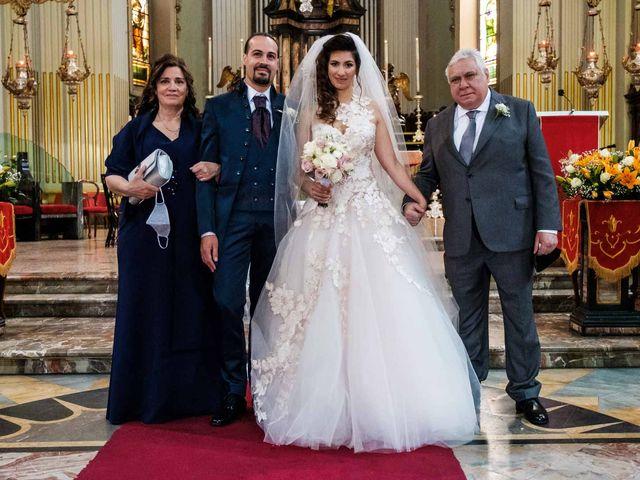 Il matrimonio di Jasmine e Antonio a Desio, Monza e Brianza 71