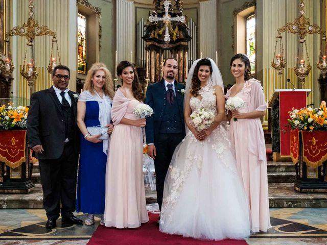 Il matrimonio di Jasmine e Antonio a Desio, Monza e Brianza 72