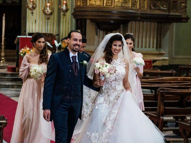 Il matrimonio di Jasmine e Antonio a Desio, Monza e Brianza 76