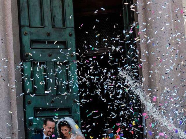 Il matrimonio di Jasmine e Antonio a Desio, Monza e Brianza 78