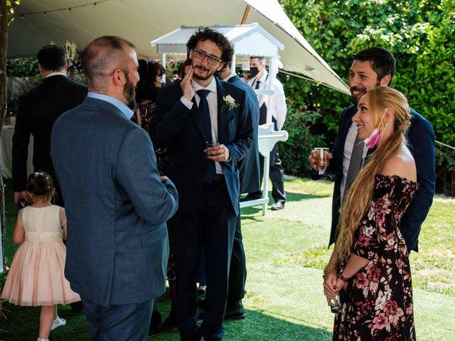 Il matrimonio di Jasmine e Antonio a Desio, Monza e Brianza 95