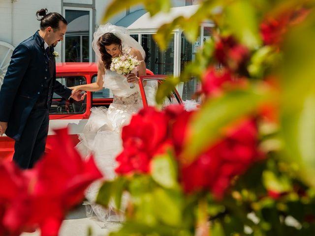 Il matrimonio di Jasmine e Antonio a Desio, Monza e Brianza 104