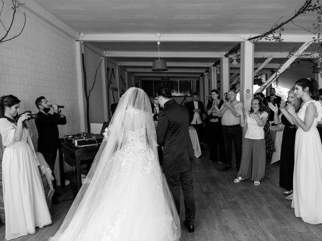 Il matrimonio di Jasmine e Antonio a Desio, Monza e Brianza 107
