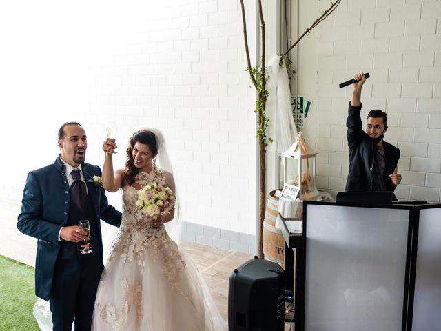 Il matrimonio di Jasmine e Antonio a Desio, Monza e Brianza 108