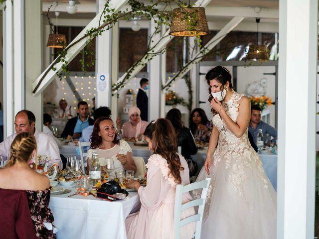 Il matrimonio di Jasmine e Antonio a Desio, Monza e Brianza 114