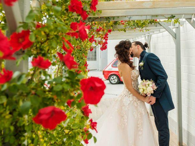 Il matrimonio di Jasmine e Antonio a Desio, Monza e Brianza 115