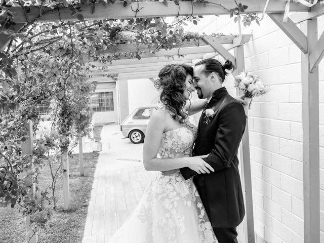 Il matrimonio di Jasmine e Antonio a Desio, Monza e Brianza 118