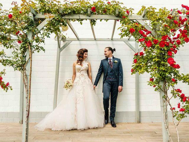 Il matrimonio di Jasmine e Antonio a Desio, Monza e Brianza 119