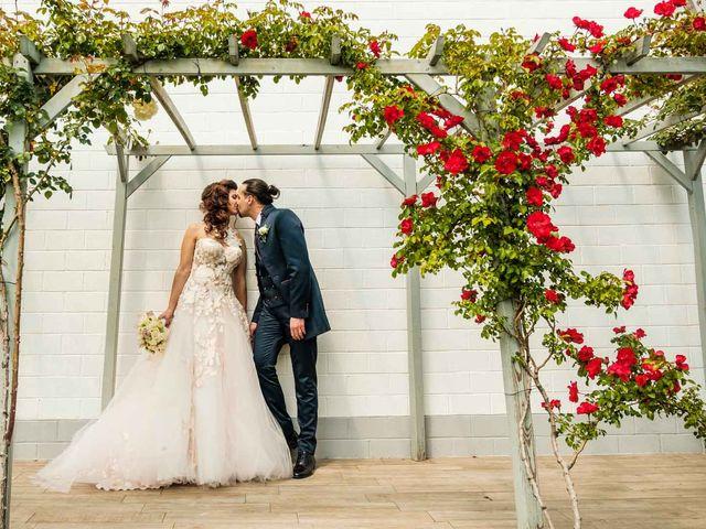 Il matrimonio di Jasmine e Antonio a Desio, Monza e Brianza 120
