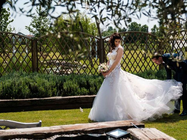 Il matrimonio di Jasmine e Antonio a Desio, Monza e Brianza 121