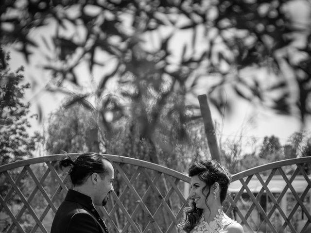 Il matrimonio di Jasmine e Antonio a Desio, Monza e Brianza 122