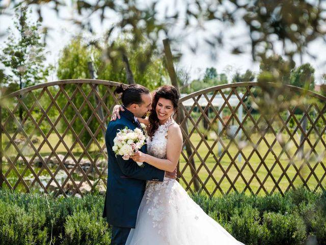 Il matrimonio di Jasmine e Antonio a Desio, Monza e Brianza 123
