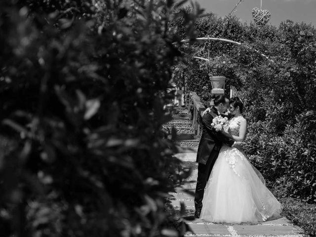 Il matrimonio di Jasmine e Antonio a Desio, Monza e Brianza 125